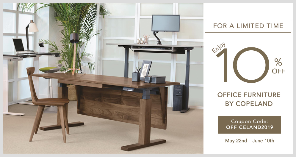 10% off Copeland Office Furniture