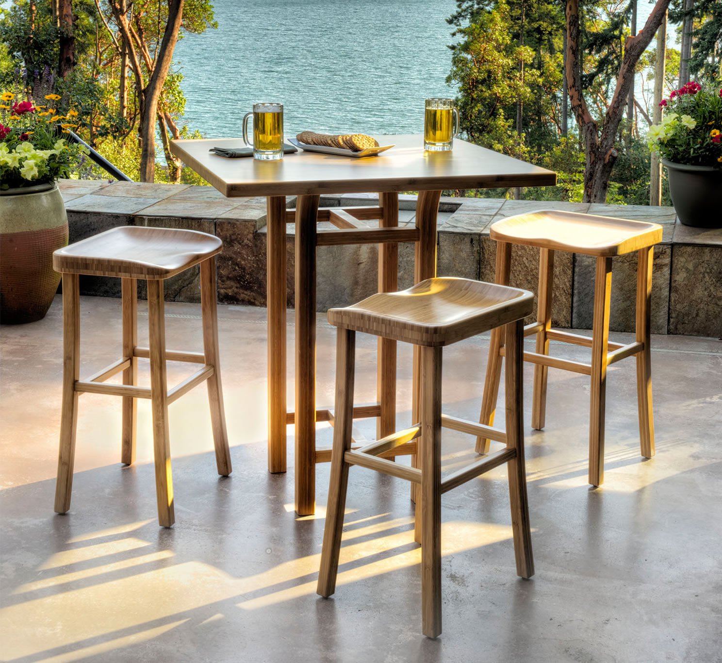 Bamboo Creates Eco Friendly Furniture Of The Finest Magnitude.