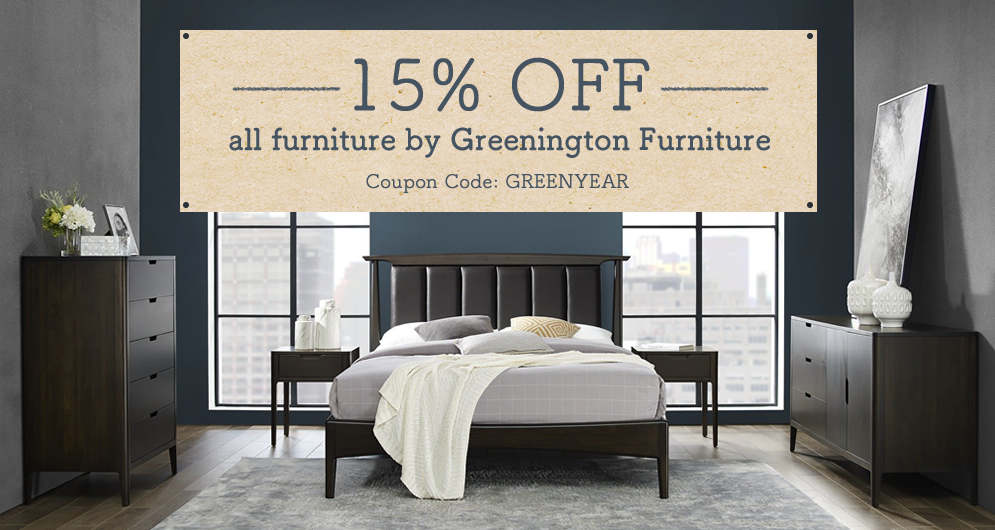 Greenington Year End Sale